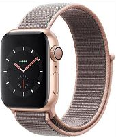 продажа Apple Watch Series 4 40mm Case Gold Aluminium Sport Loop Pink Sand